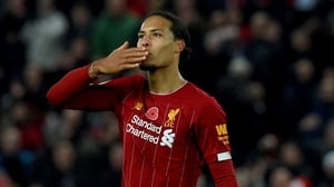 "Virgil van Dijk: ""This year is a new chance for more teams, for both of us and the only focus is the game ahead of us."""