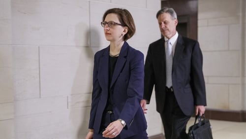 Testimony by Laura Cooper, deputy assistant secretary of defense, is the latest in a series to be made public by the inquiry