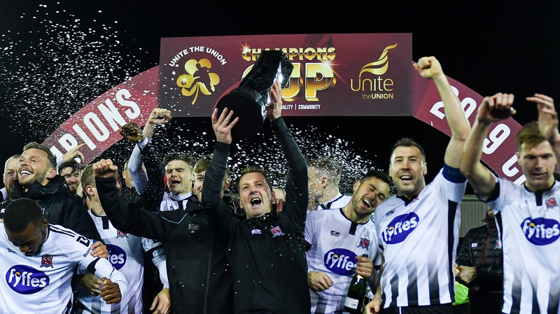 LOI behind Irish League despite Dundalk win - Perth