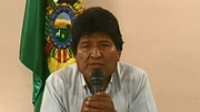Evo Morales' government collapsed on Sunday in the wake of a disputed election