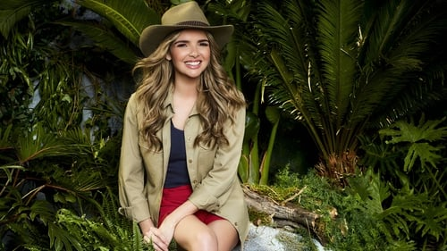 """Nadine Coyle - The 34-year-old, who said she was """"scared of most things"""" before entering the camp, surprised herself on Sunday night's show"""