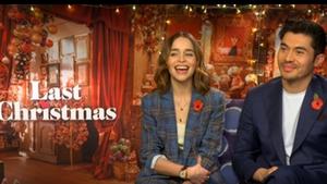 Last Christmas jingles into cinemas on Friday,November 15.