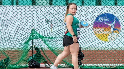 Niamh McCarthy has been unable to train properly since March