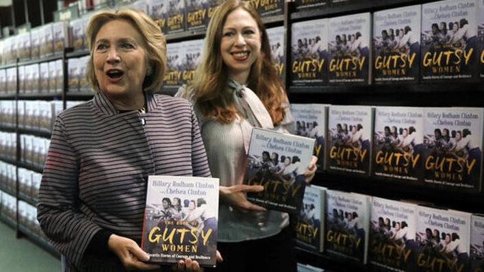 Hillary & Chelsea Clinton on The Ryanb Tubridy Show