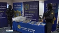 Nine News (Web): Gardaí say Drogheda seizure will cause 'significant disruption' to drug trade