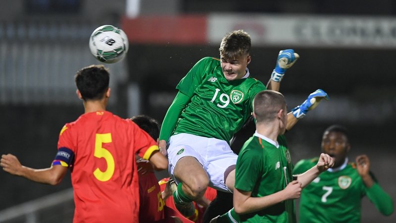 Ireland under-17s begin campaign with emphatic victory