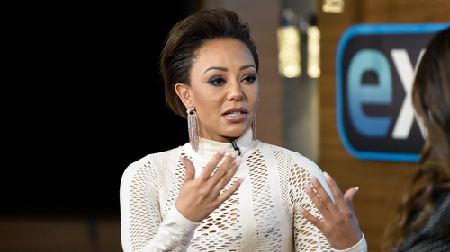 Mel B clarifies Tesco ad situation