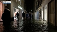 RTÉ News: Exceptionally high tide causes flooding in Venice