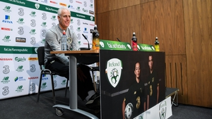 McCarthy back in front of the Irish press