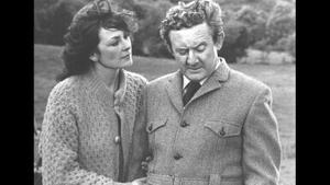 Niall Tóibín in the much loved drama series, Bracken