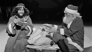 A comedy sketch from The Niall Tóibín Christmas Show in 1974