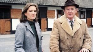 Kate McKenzie and Niall Tóibín in Twice Shy (1989)