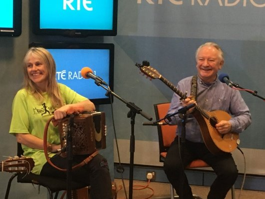 Live Music With Sharon Shannon, Donal Lunny And Band
