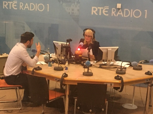 Irish Water, Raw Sewage, Boil Notices, High Rents, Homelessness, Maria Bailey And More