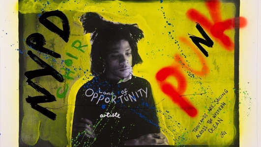 Jean-Michel Basquiat Exhibition