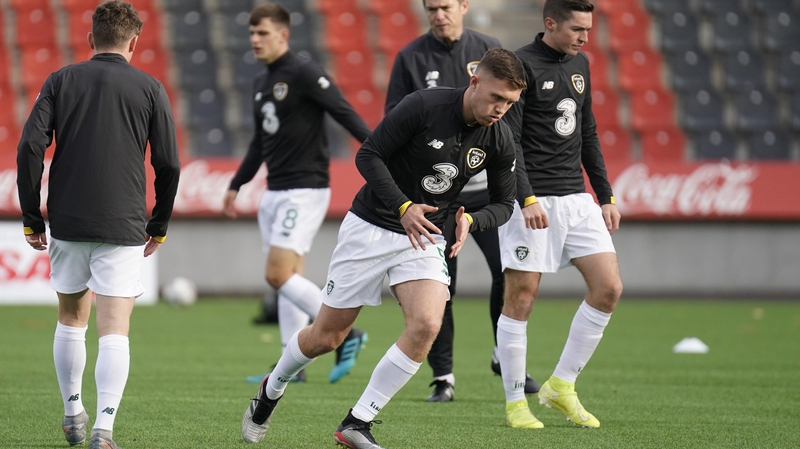 Ireland Under-21s determined to return to winning ways
