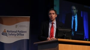 Minister for Health Simon Harris at the launch of the Patient Advocacy Service