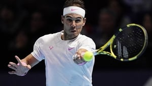 Rafael Nadal won just three points more than Daniil Medvedev over the entire match