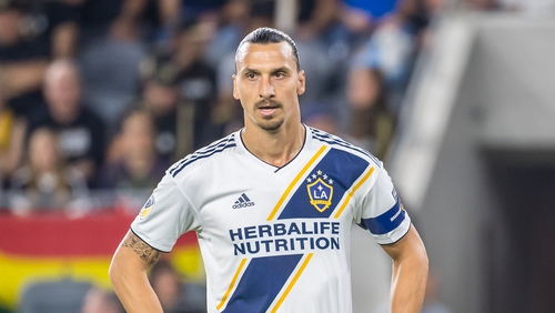 Zlatan Ibrahimovic, LA Galaxy Part Ways