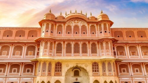 The City Palace in Jaipur. Photo: Getty