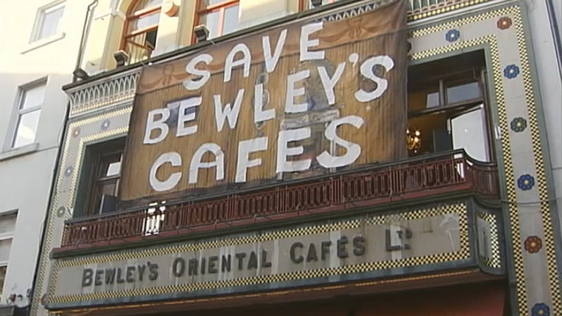 Save Bewley's Cafés