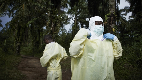 Second Ebola vaccine to be offered to around 50,000 people in Congo