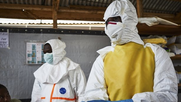 Rollout of Ebola vaccine begins in Congo