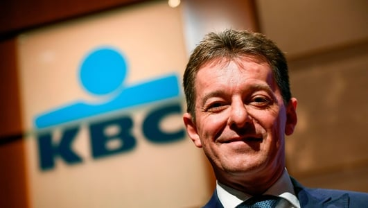 Move on from 'annoying' tracker probe - KBC CEO