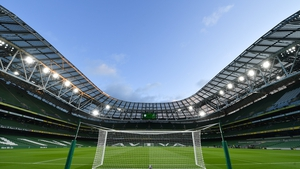 The Aviva Stadium remains on course to host Euro 2020 games