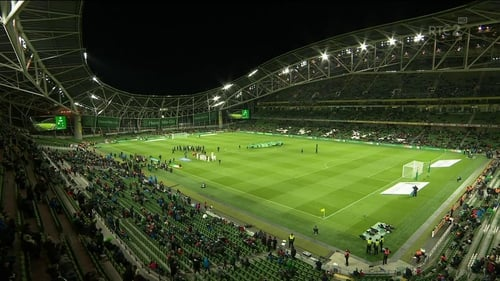 The IRFU won't be taking over the FAI's share of the Aviva Stadium