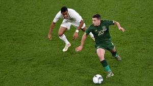 Josh Cullen impressed for New Zealand