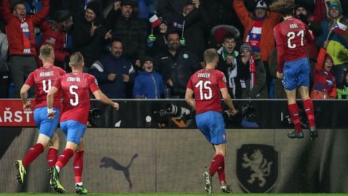 Alex Kral's goal exploits left him jumping for joy in Plzen