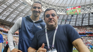 Mino Raiola is unhappy with a proposed cap on transfer commissions
