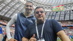 Mino Raiola represents some of soccer's biggest names