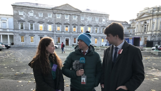 Youth Assembly on climate change to take place in Dáil