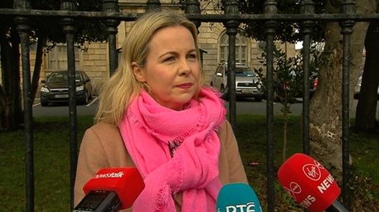 Seanadóir Lorraine Clifford Lee, Fianna Fáil.