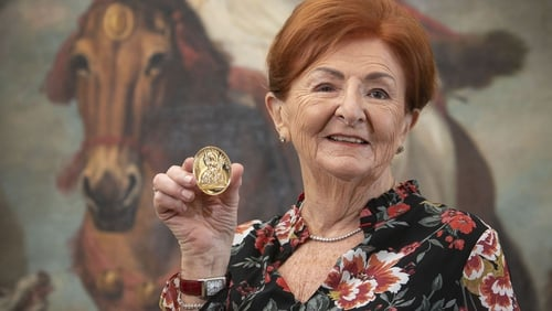 Breege O'Donoghue was a key player behind the global success of Penneys