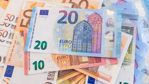 The figures will show a deficit to the end of February of €14bn on a twelve month rolling basis