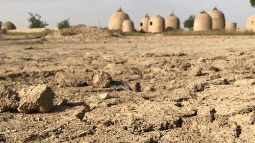 The village of Sabon Kalgo, Tahoua (Pic: Darren Vaughan/ Concern Worldwide)