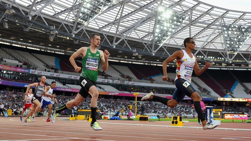 McKillop misses out on 10th world gold in Dubai