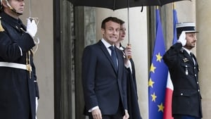 French President Emmanuel Macron had hoped to host the summit in September