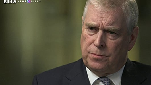 Prince Andrew's Interview