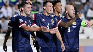 Scotland face a play-off semi-final against either Bulgaria, Hungary, Israel or Romania