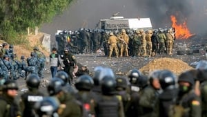 Clashes between security forces and supporters of exiled ex-president Evo Morales have rocked the country since Tuesday