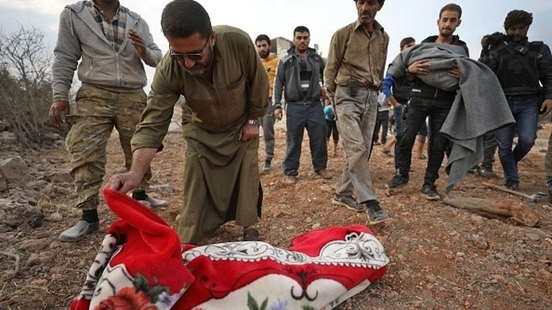 Russian strikes kill nine civilians in Syria - monitor