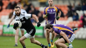 Conor Laverty and Kilcoo have another Ulster final to look forward to