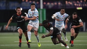 Saracens were soundly beaten in Paris this afternoon