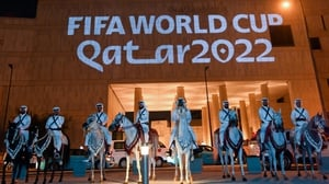 Fans who travel to Qatar in 2022 can expect average high temperature of around 29C in November and 24C in December