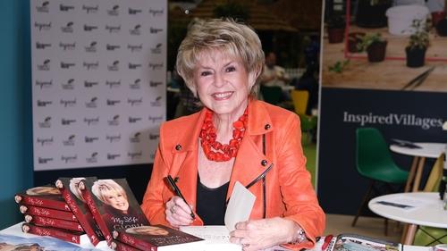 Gloria Hunniford is a regular panelist on Loose Women