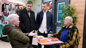 Mondo hatches a plan on Fair City